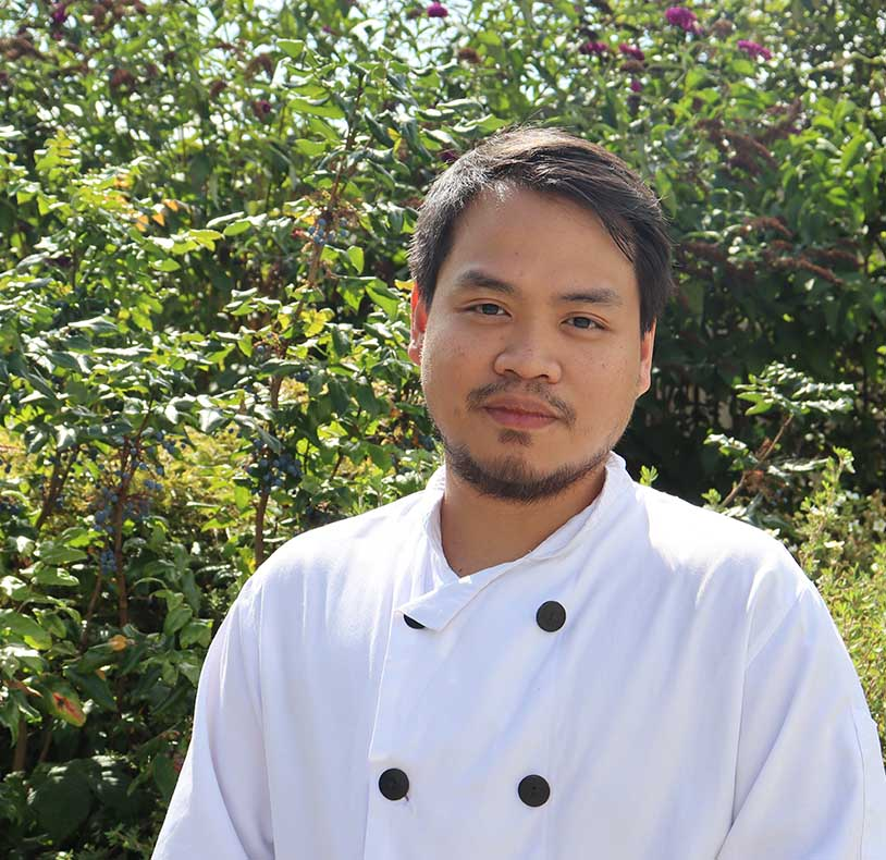 meet the Head Chef at The Arden Hotel