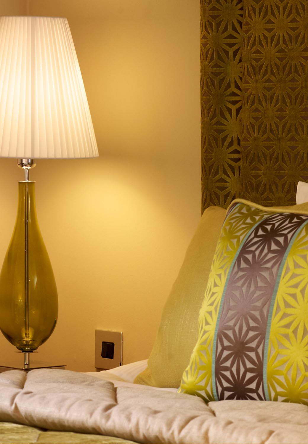 Superior room at The Arden Hotel in Stratford-upon-Avon