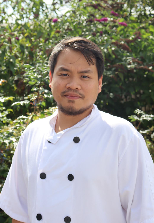 Don Hilario Head Chef at The Arden Hotel Stratford-upon-Avon