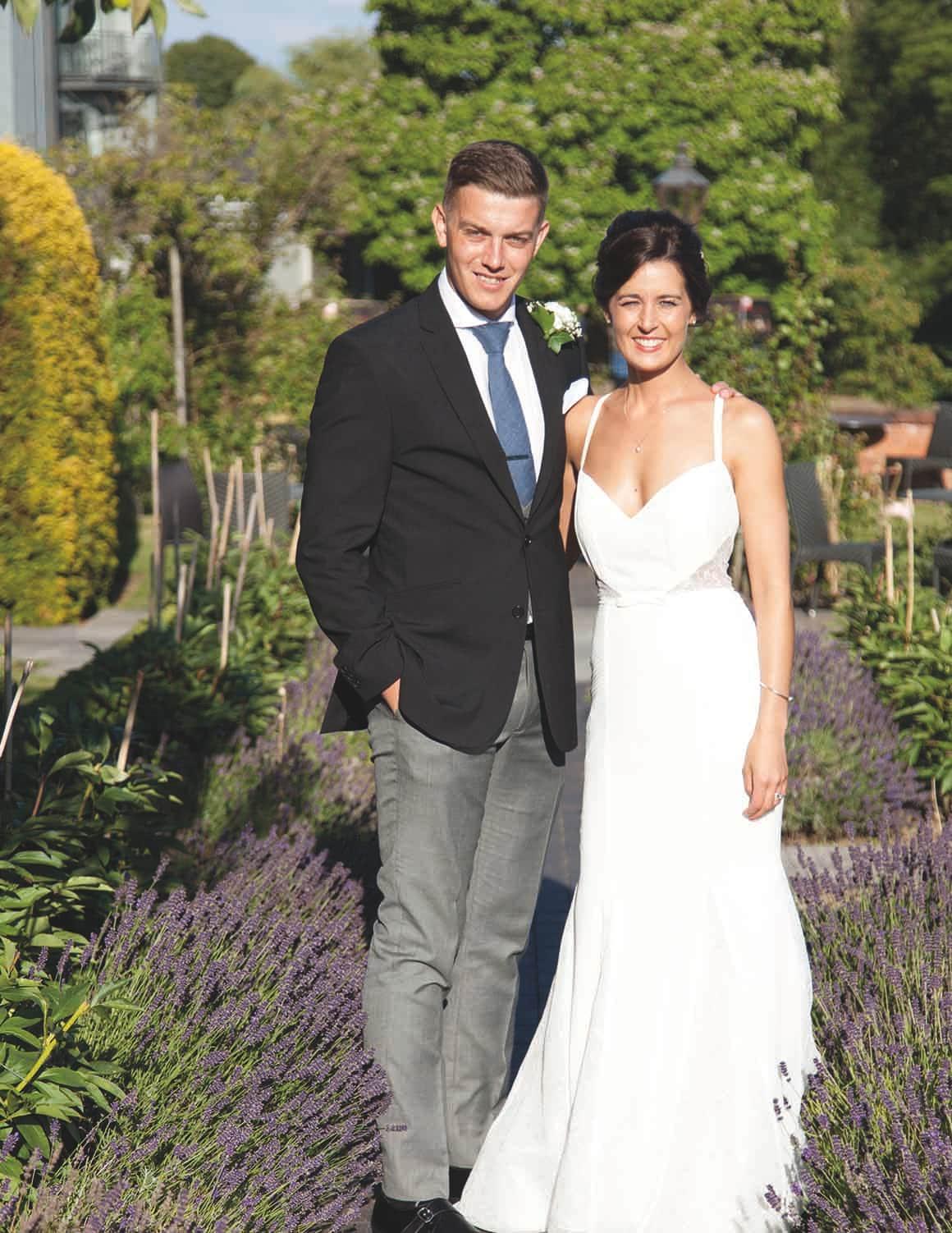 Wedding at The Arden hotel in Stratford-upon-Avon