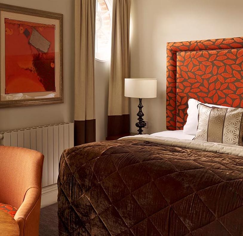Classic room at The Arden Hotel