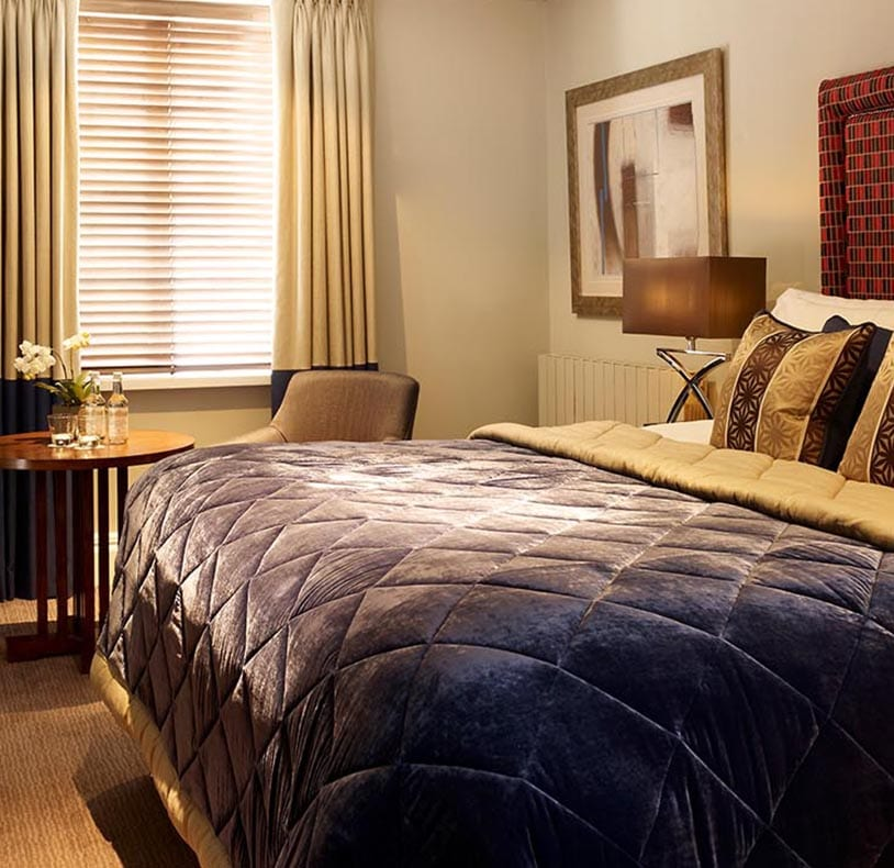 Deluxe room at The Arden Hotel in Stratford-upon-Avon