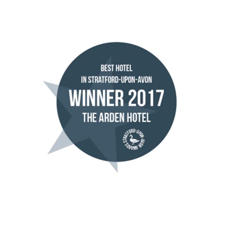 The Arden Hotel Stratford-upon-Avon Awards