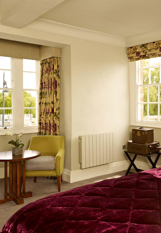 master room at Arden Hotel