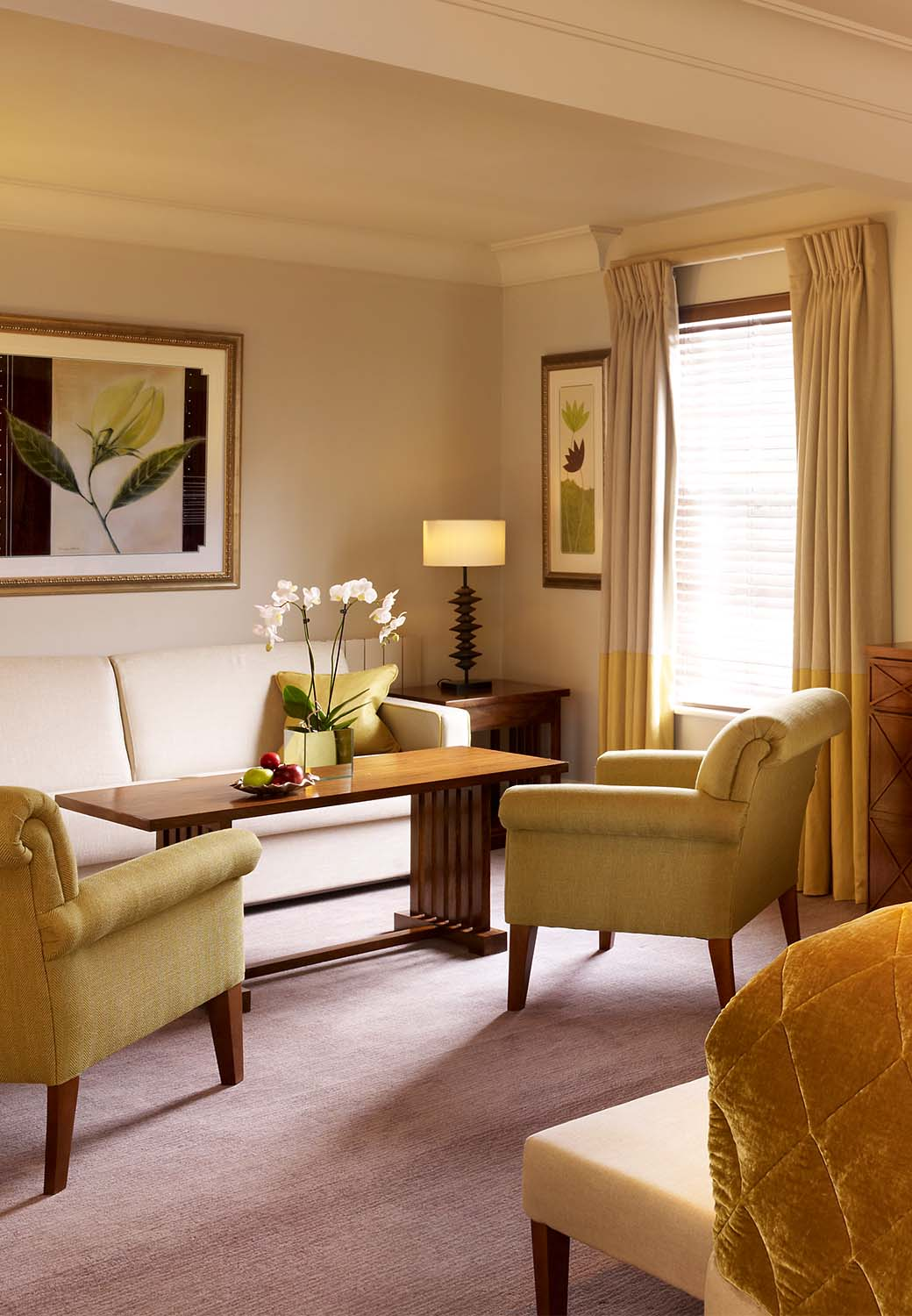 feature room at the Arden Hotel