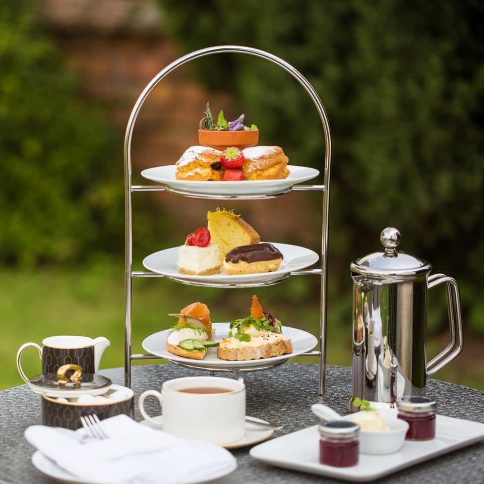 afternoon tea stratford upon avon