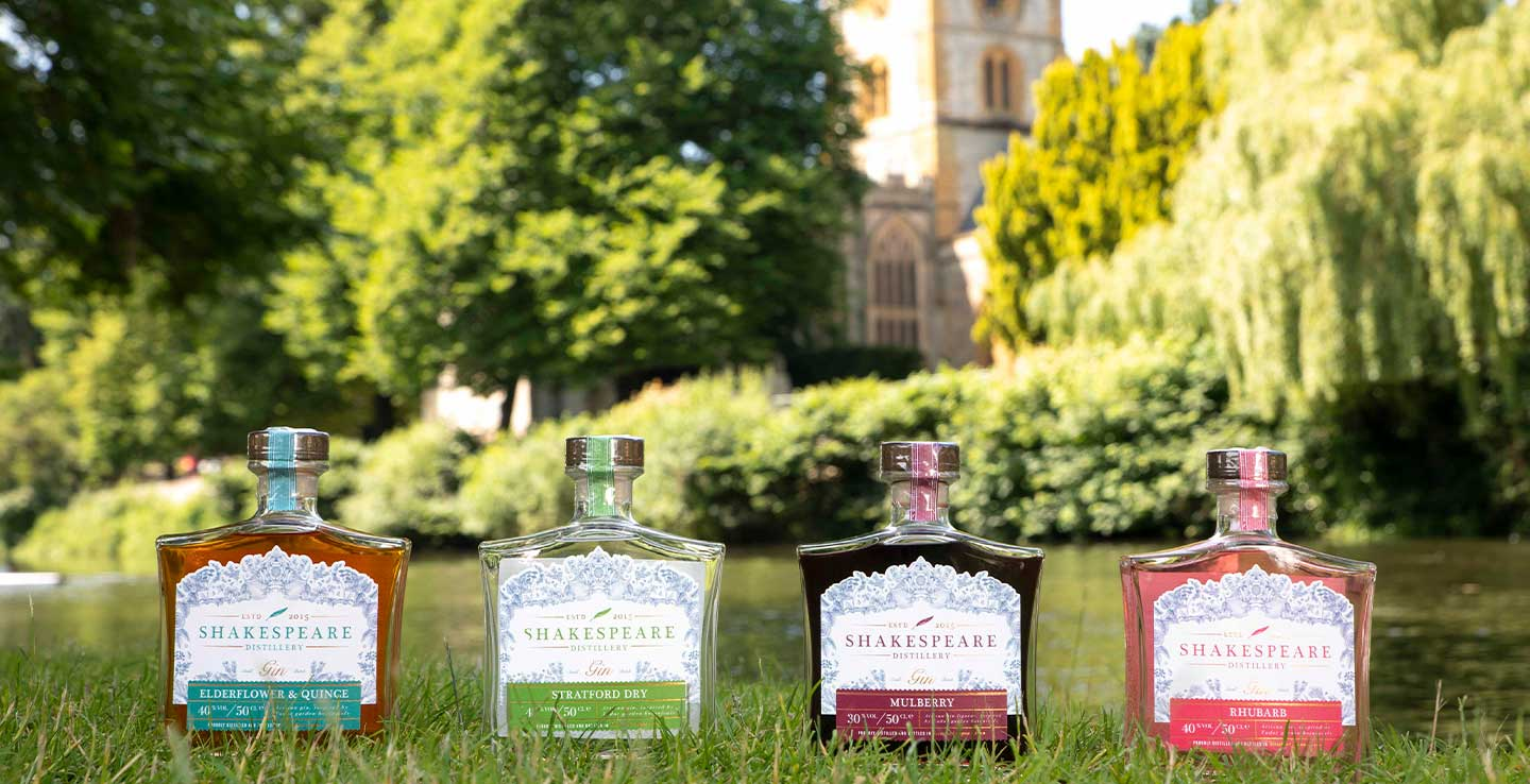 gin experience packages