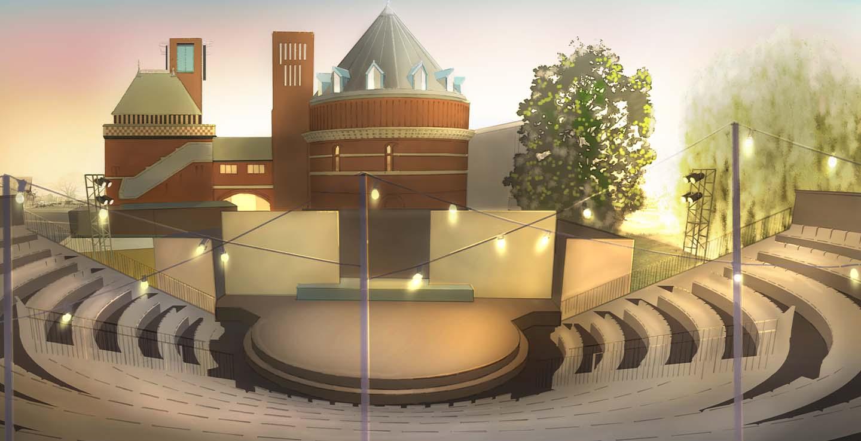 rsc garden theatre