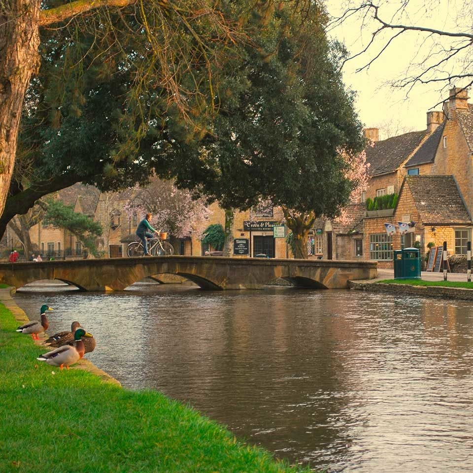 Cotswold staycation